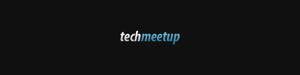 Techmeetup Aberdeen